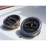 Amperimetro Antiguo Para Burritas Ford A