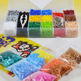 Kit Épico 11,000 Beads Midi (5mm) + Libro - Hama Perler