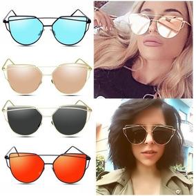 70297143d6a47 Oculos Vintage Olhos De Gato - Óculos De Sol no Mercado Livre Brasil