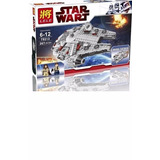 Star Wars Lego Lele Halcon Milenario Jedi Hermoso Galaxia