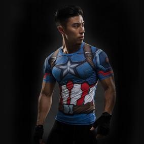 Quadriciclo Capitao America - Camisetas Manga Curta em Pará no ... 339cb2525e12f