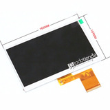Pantalla Tablet China Mid Allwinner A13 A23 Q8 60p 7 Pulgada