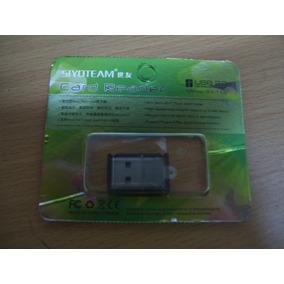 Lector De Memoria Usb 2.0 Para Micro Sd Pc Laptop Oferta!!!