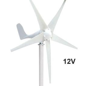 12v - 400w 12v/24v Viento Horizontal Turbina Generador -7444