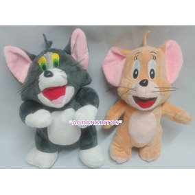 Peluches Tom Y Yerry Miden 22 Cm En Agranaditos