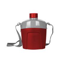 Cantil Térmico Aladdin Vermelho 600ml 8h Congelado E 4h Frio