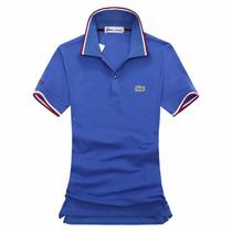 Nova Camisa Polo Lacoste Masculina Slim Fit - Pronta Entrega