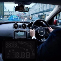 Hud Display Universal Velocidade Carro Computador Bordo 5.5