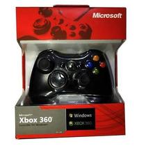 Controle Xbox 360 Original Wireless Sem Fio Microsoft