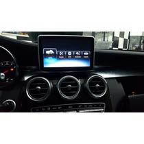 Central Multimídia Mercedes C180 / 200 / 250 Mooca - Sp