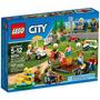 Lego City 60134 Fun In The Park, Novo, Pronta Entrega!