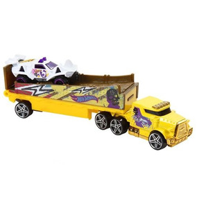 Carrinho Hot Wheels Caminhão Transportador - Mattel Bdw51
