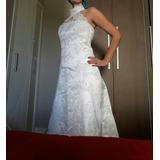 Vestido De Noiva + Porta Aliança