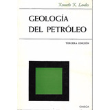 Geología Del Petróleo - Landes [hgo]