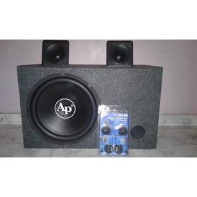 Subwoofer Audio Pipe De 12 Ts-pp2-d4
