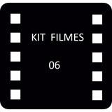 Filmes Kit 06 - Máximo 03 Filmes