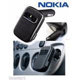 Manos Libres Bluetooth Nokia Para Automóvil