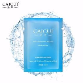 Caicui Acido Hialuronico Mascara Facial Hidratacion La Mejor