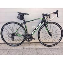 Bicicleta De Ruta Fuji Supreme 2.3 2014 Full Carbon