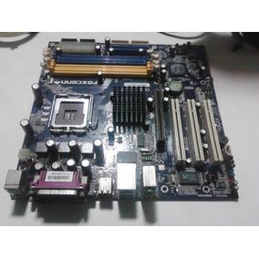 Tarjeta Madre Foxconn P4m800p7ma-rs2 Socket 775 Ddr2 Ddr1