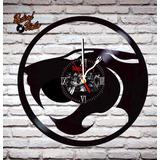 Reloj De Vinilo Retro Thundercats 2