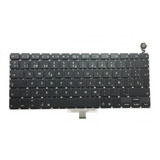 Teclado Apple Macbook A1181 Español Negro