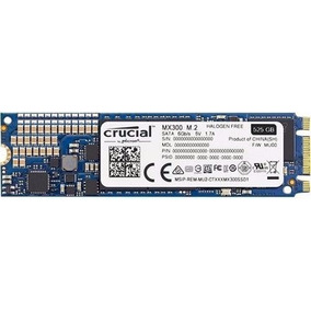 Hd Ssd M.2 M2 Sata Crucial Mx300 525gb 2280 Ct525mx300ssd4