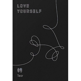 Bts Love Yourself Tear (version R) Cd Nuevo Koreano En Stock