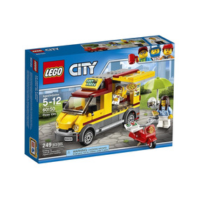 Lego City - Van De Entrega De Pizzas - 249 Peças