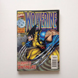 Marvel Wolverine Encarando Os Sentinelas Nº53