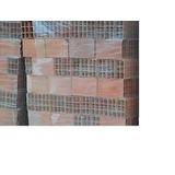Bloque Arcilla Rojo Para Construccion 10 Y 15cm