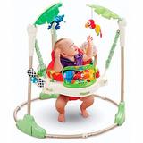 Baby One Jumper De Lujo Saltarin Animalitos