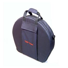 Case Pratos 22 Polegadas Solid Sound Hard Bag Estojo Leve