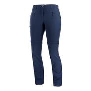 Pantalon Salomon Mujer Wayfarer Straight Zip Pant W Pº
