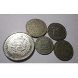 5 Moneda Venezuela Antigua Lote A6