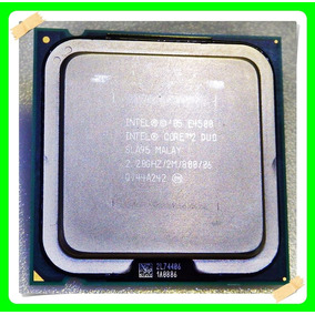 Processador Intel Core2-duo E4500 Sla95 2.20ghz/2m/800mhz
