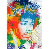 Dvd - Jimi Hendrix Live Rarities