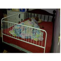 Grade Cama Proteção Bebê/idosos Cama Box Kit Conforme A Foto