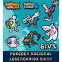 Pokemon Sol Luna Legendarios Pokedex Nacional 6ivs Tenshi G*