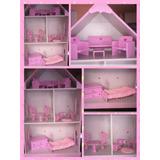 Casita De Muñecas Barbie Precio Promocional Completa !!