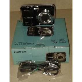 Camara Fotográfica Marca Fujifilm Modelo Finepix Ax560