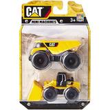 Cat Mini Machines X2 Maquinas Construccion Camiones Sipi