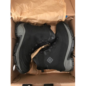 Bota Nieve Columbia Impermeable Hombre Talle 41.5oportunidad