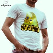 Poleras Estampadas Personalizadas Chimuelo  Mps Mipolera