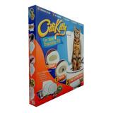 Entrenador De Baño Para El Gato Wc Por Etapas Citi Kitty