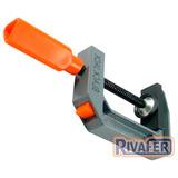Prensa G / C Para Soldar De Aluminio Liberación Rapida 75mm