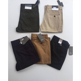 Pantalones Drill Jeans Hombre Tommy, Lacoste Importados