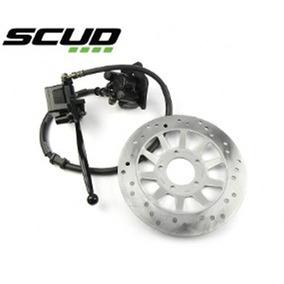Kit Sistema Freio A Disco Titan 150 04 A 2008 Scud 10390007