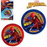 Ioio Yoyo Com Luz Homem Aranha Spider Man Na Cartela