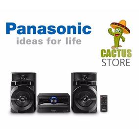Equipo De Sonido Panasonic Sc-akx100 Nuevo En Caja